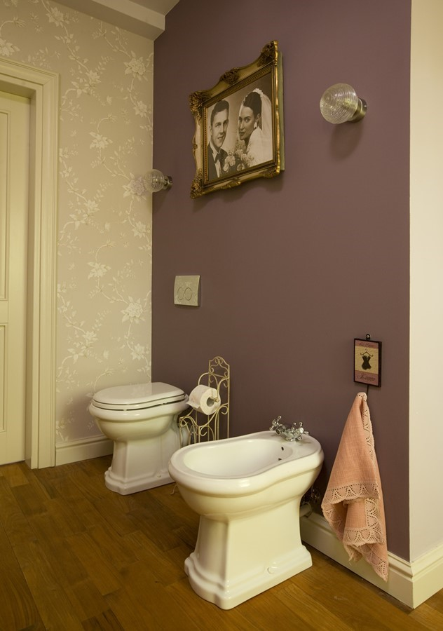Kobieca łazienka W Stylu Francuskim Inspiracja Homesquare
