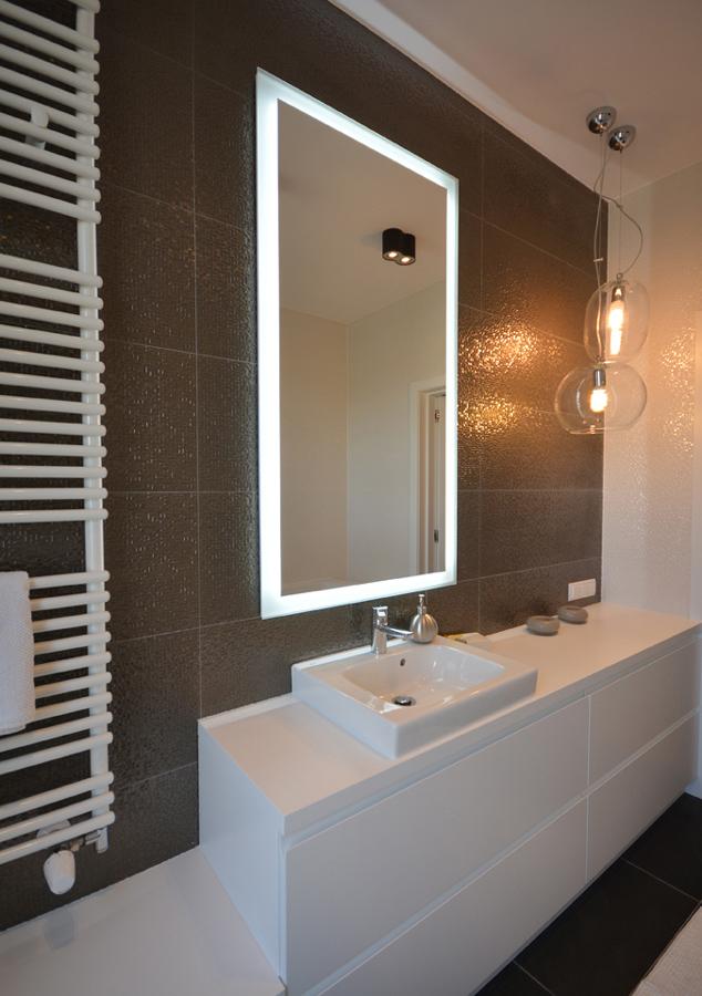 Pomysł na małą łazienkę - Architektura, wnętrza, technologia, design - HomeSquare