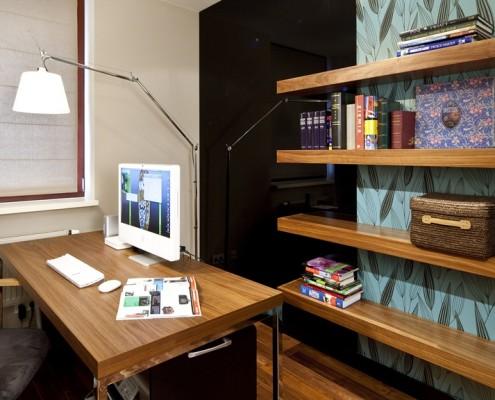 Pomysł na domowy gabinet