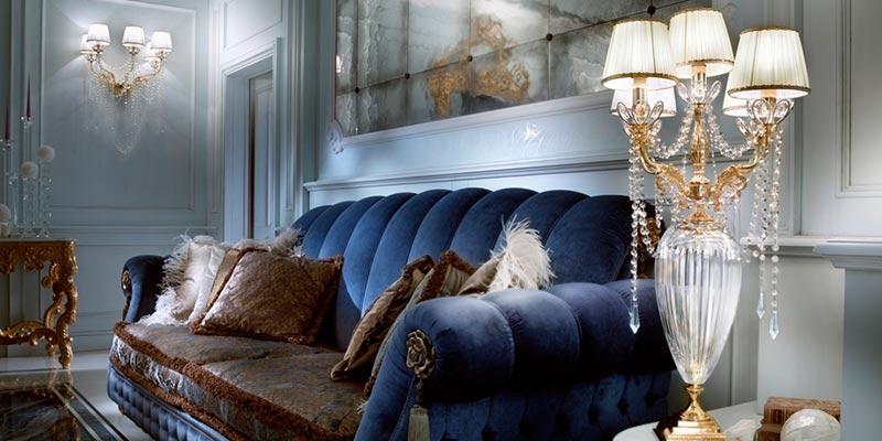 Il Paralme Marina klasyczne lampy