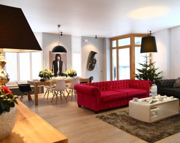 Styl eklektyczny w mieszkaniu inspiracja homesquare