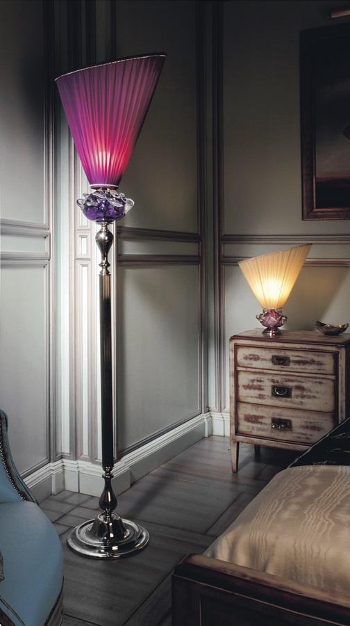 Nietuzinkowe lampy ze szkła Murano