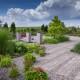 Nowoczesny ogród – żwir w ogrodzie