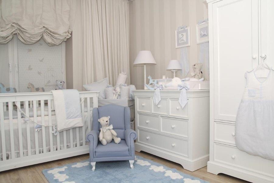 pok j dla niemowlaka w stylu kosmopolitan architektura wn trza technologia design homesquare. Black Bedroom Furniture Sets. Home Design Ideas