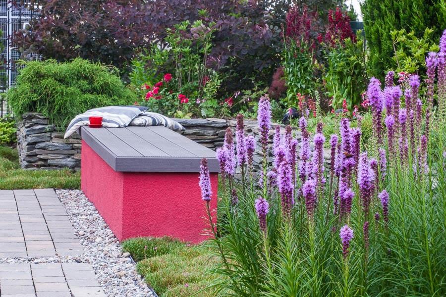 Pomysł na nowoczesny ogród