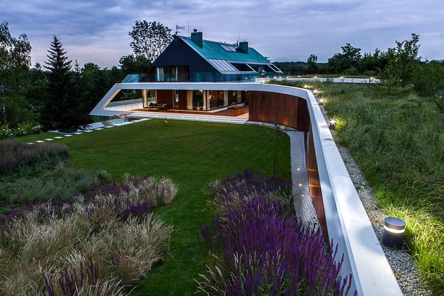 Zjawiskowy ogród – projekt Edge