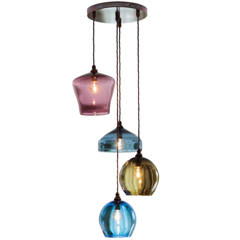Lampa Szklana Bowl Curiousa Curiousa Architektura Wn Trza Technologia Design Homesquare
