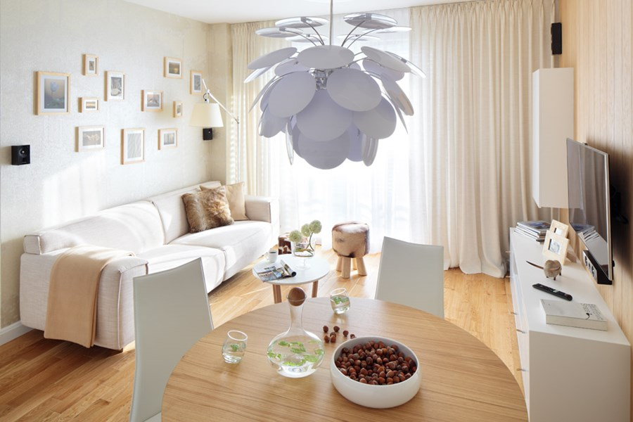 Aranżacja Małego Salony Homesquare