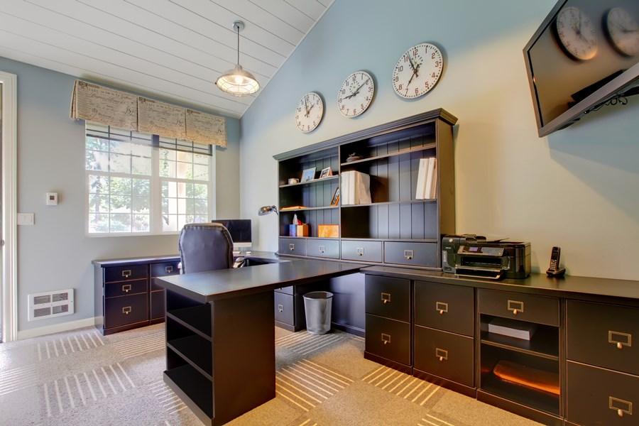 Domowe Biuro W Stylu Vintage Inspiracja Homesquare