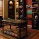 Gabinet w klasycznym stylu