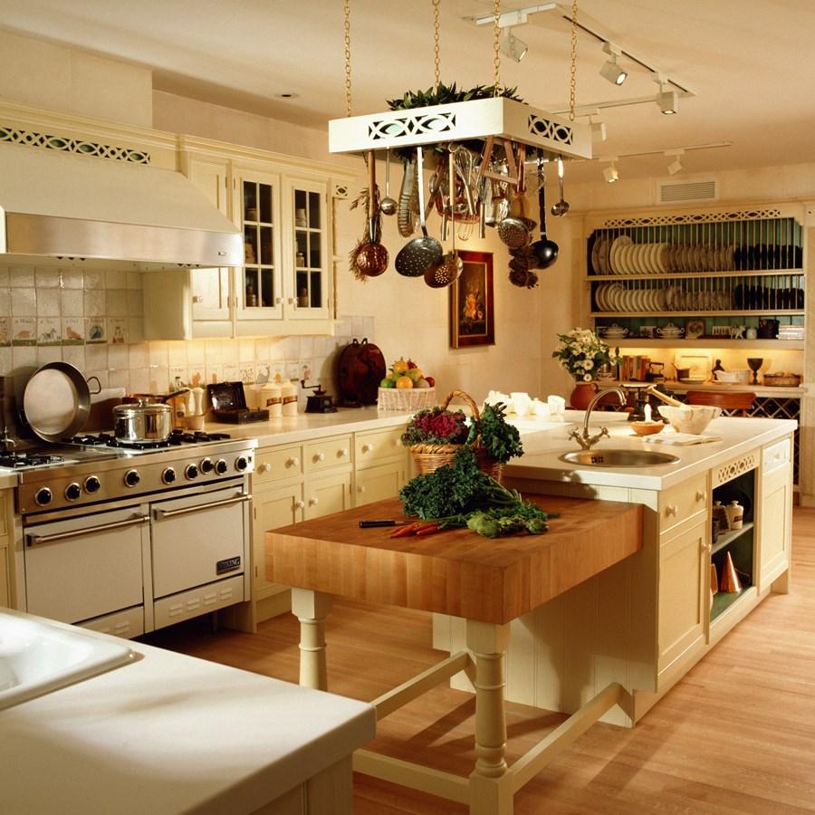 Kuchnia W Stylu Rustykalnym Inspiracja Homesquare