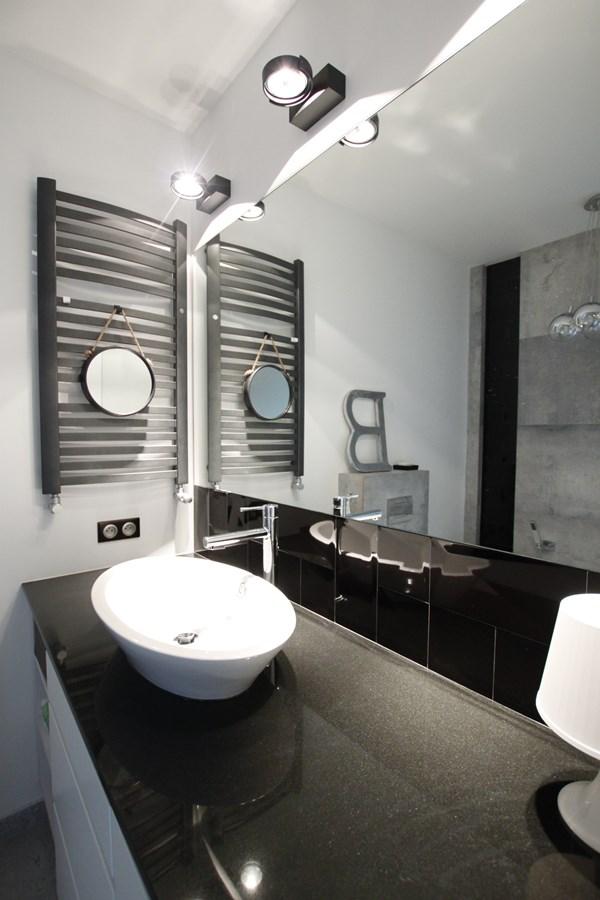 Nowoczesny styl w łazience