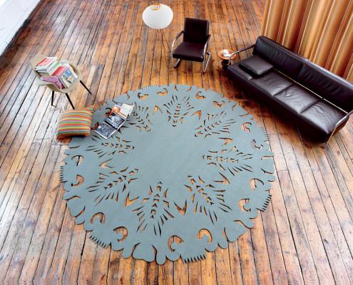 Naturalne dywany