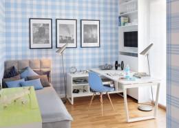 Oryginalny pokój dla chłopca