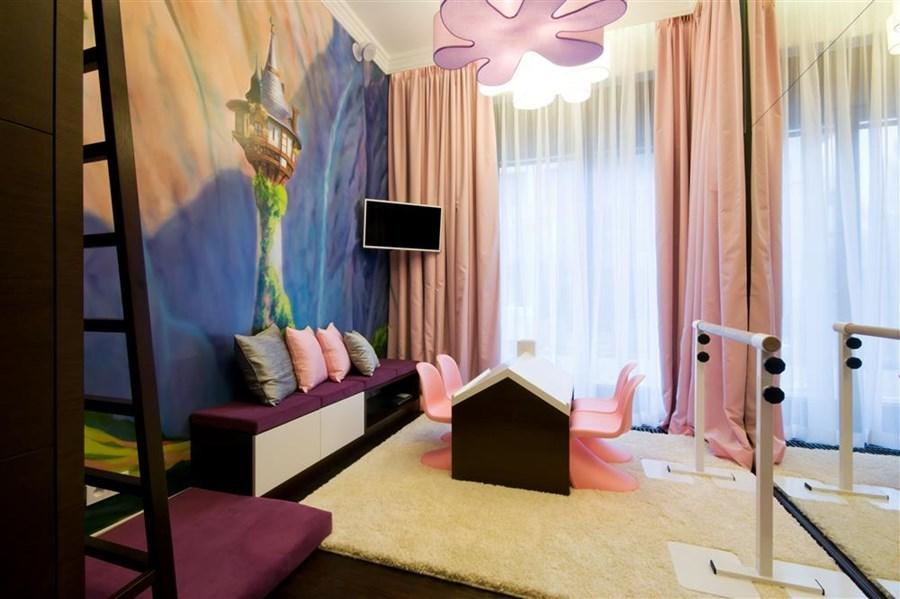 Pokój dla dziewczynki - pokoje dla dzieci