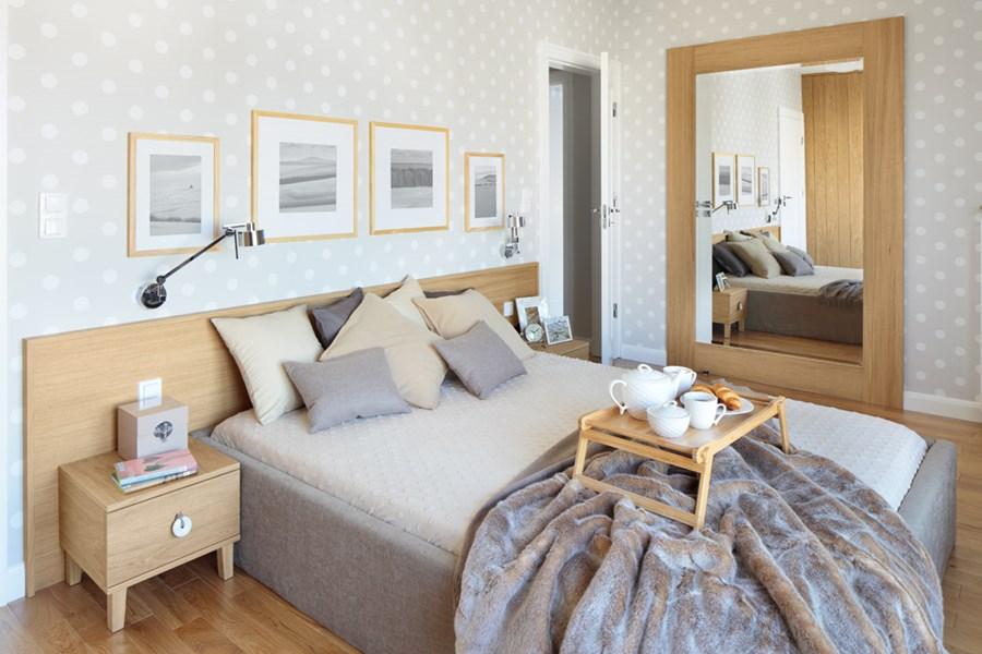 Sypialnia W Stylu Skandynawskim Inspiracja Homesquare