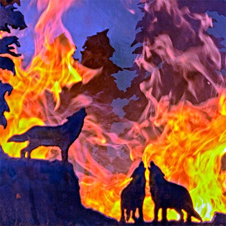 Paleniska ogrodowe - The Fire Pit Gallery