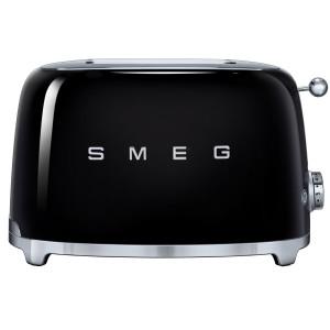 Tostery na 2 kromki SMEG TSF01BLEU styl retro lata 50