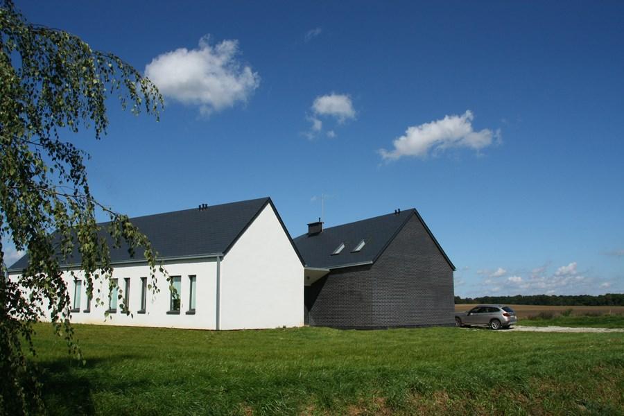 Dom jak stodoła