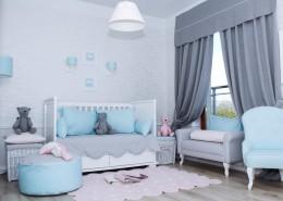 Oryginalny pokój dziecięcy