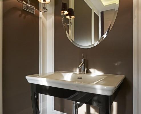 Jak urządzić łazienke dla gości