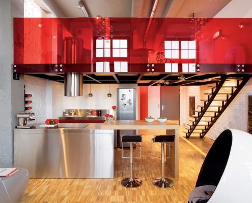 Kuchnia w lofcie - jak urządzić kuchnię