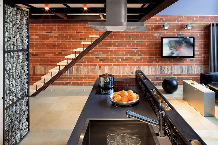Industrialny loft - jak urządzić kuchnię