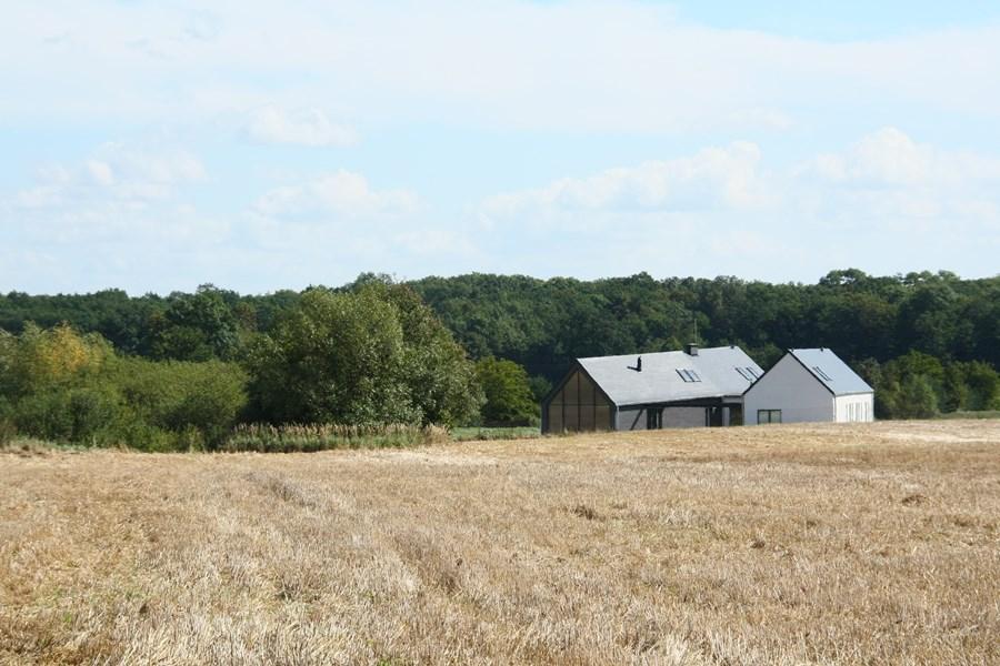 Imitacja stodoły