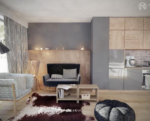 Projekt salonu - MAKA Studio