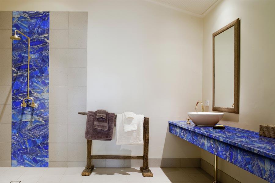 Lapis w łazience