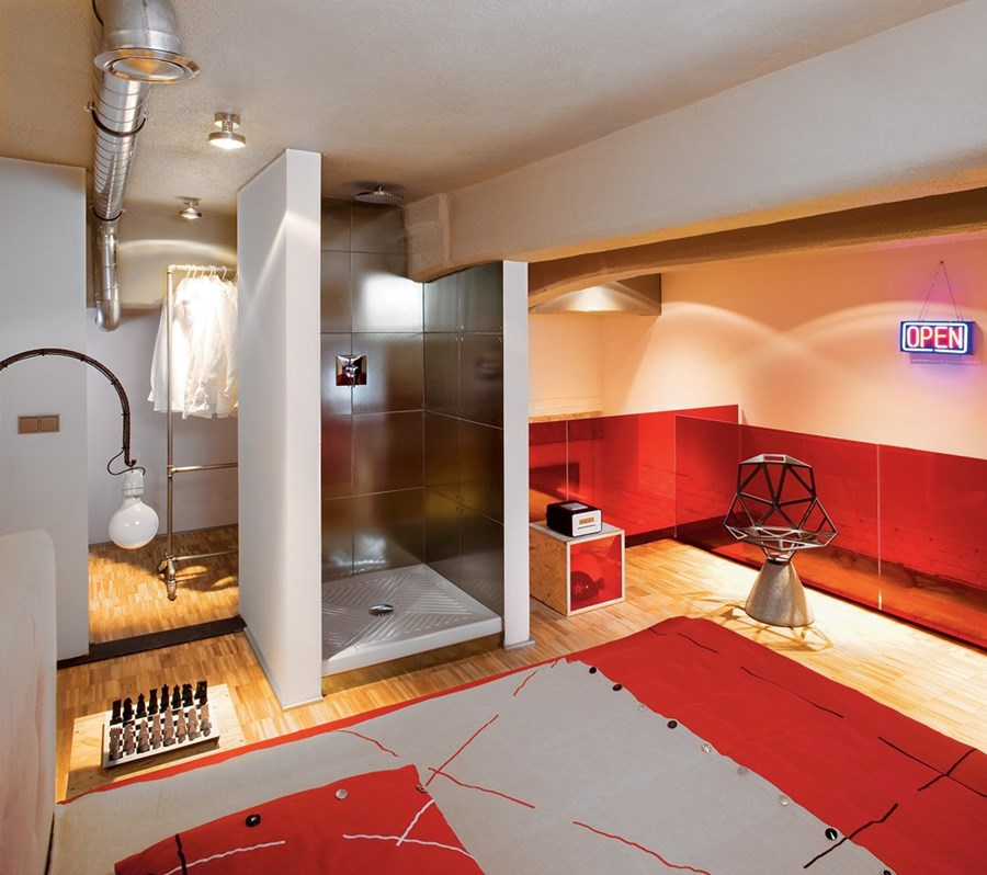 Sypialnia Z Prysznicem Homesquare