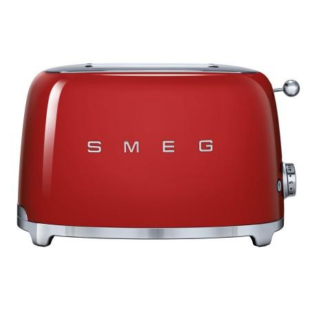 Tostery na 2 kromki SMEG TSF01RDEU retro styl lat 50