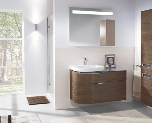 Innowacyjne oświetlenie w łazience