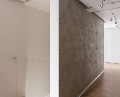 Beton architektoniczny - styl industrialny