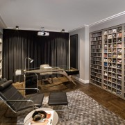Domowa biblioteka w gabinecie