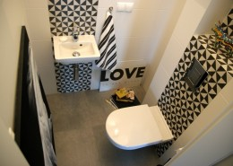 Nietuzinkowa łazienka