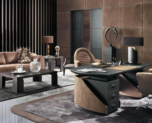 Luksusowy gabinet