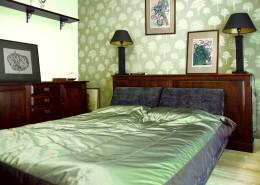 Aranżacja sypialni w klasycznym stylu