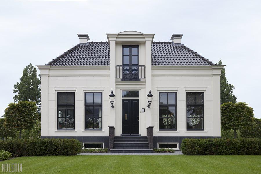Klasyczny Dom W Amsterdamie Inspiracja Homesquare