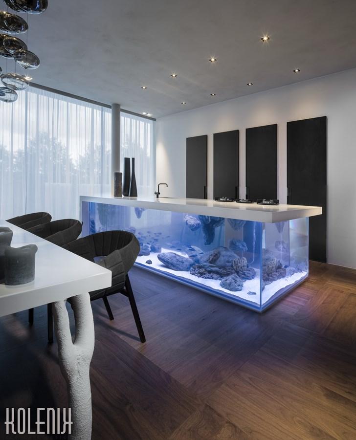 Salon w stylu eko