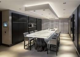 Eko kuchnia luksusowe wnętrza Robert Kolenik