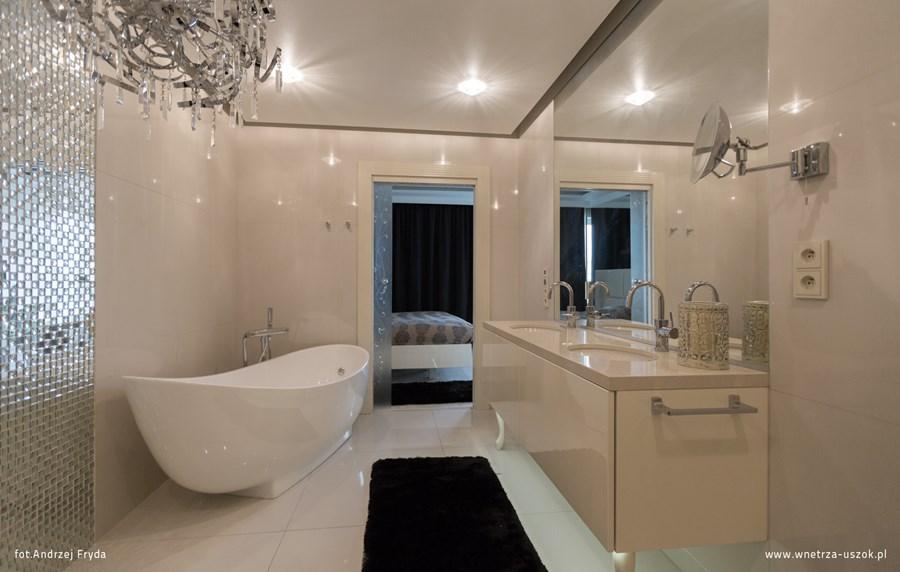 Styl Glamour W Zmysłowej łazience Inspiracja Homesquare