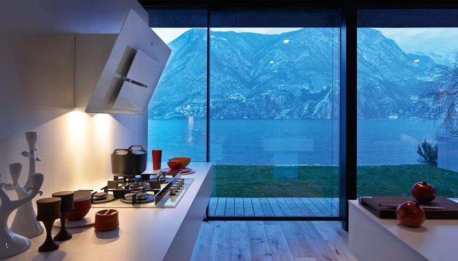 Nowoczesne Wyposazenie Kuchni W Bieli Inspiracja Homesquare