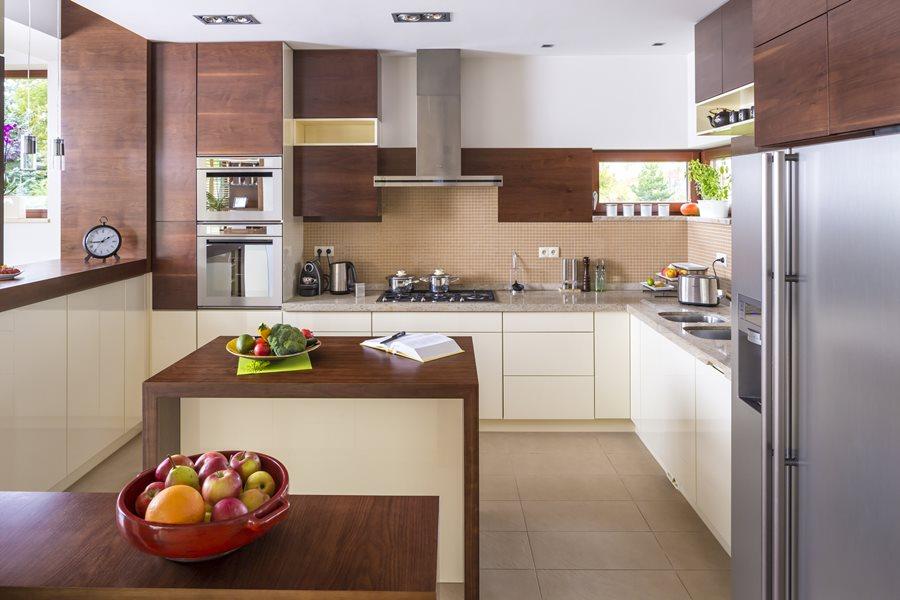 Kuchnia z barkiem - jak urządzić kuchnię