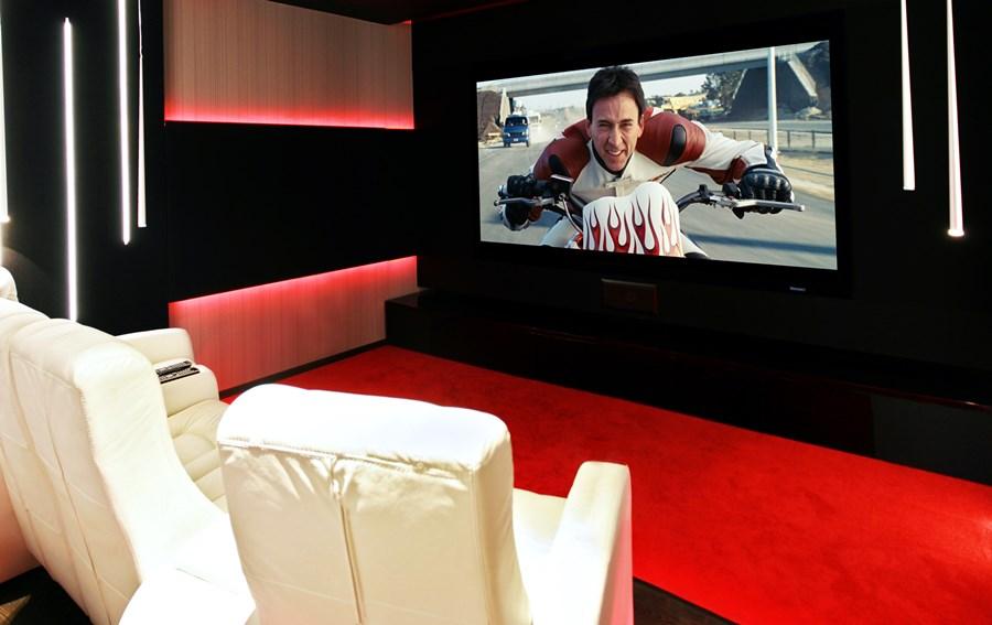 Ekskluzywne kino domowe