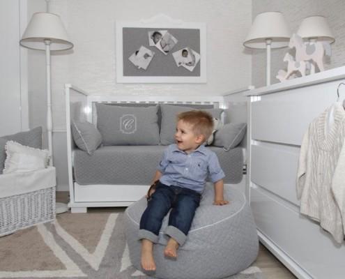 Stylowy pokój dziecięcy