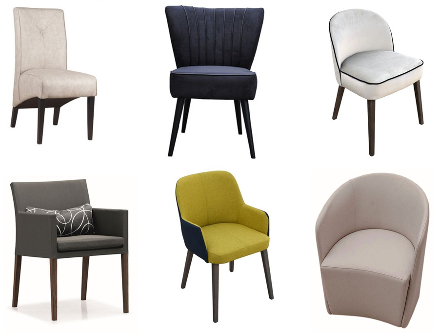 Krzesła do jadalni - nowoczesna jadalnia