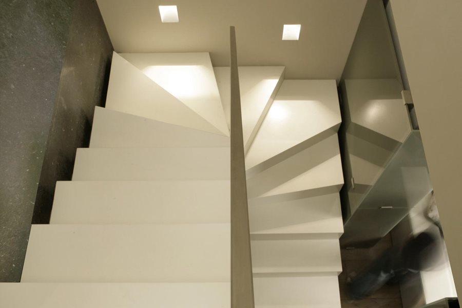 nowoczesne schody zabiegowe homesquare