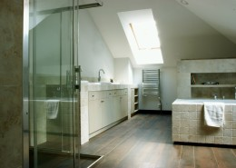 Ekskluzywne pokoje kąpielowe