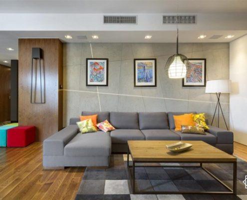 Projektowanie oświetlenia w domu Hola Design